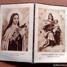 Coleccionismo: RECORDATORIO DEFUNCION 1940. ENVIO INCLUIDO. Lote 65677762
