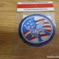 Coleccionismo: PARCHE BORDADO ESTADOS UNIDOS PARCHE-45. Lote 91871325