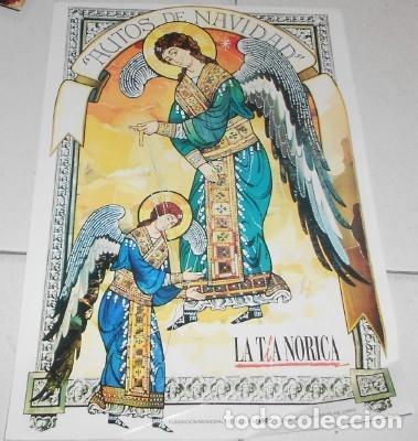 Lamina Con Publicidad De Autos De Navidad De L Comprar Documentos
