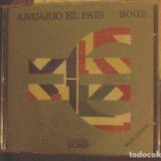 Coleccionismo: CD EL PAÍS - ANUARIO 2002. Lote 66262506