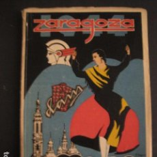 Coleccionismo: ZARAGOZA- PROGRAMA GUIA -MUCHAS FOTOS - AÑO 1944 - VER FOTOS - (V-7445). Lote 66444614