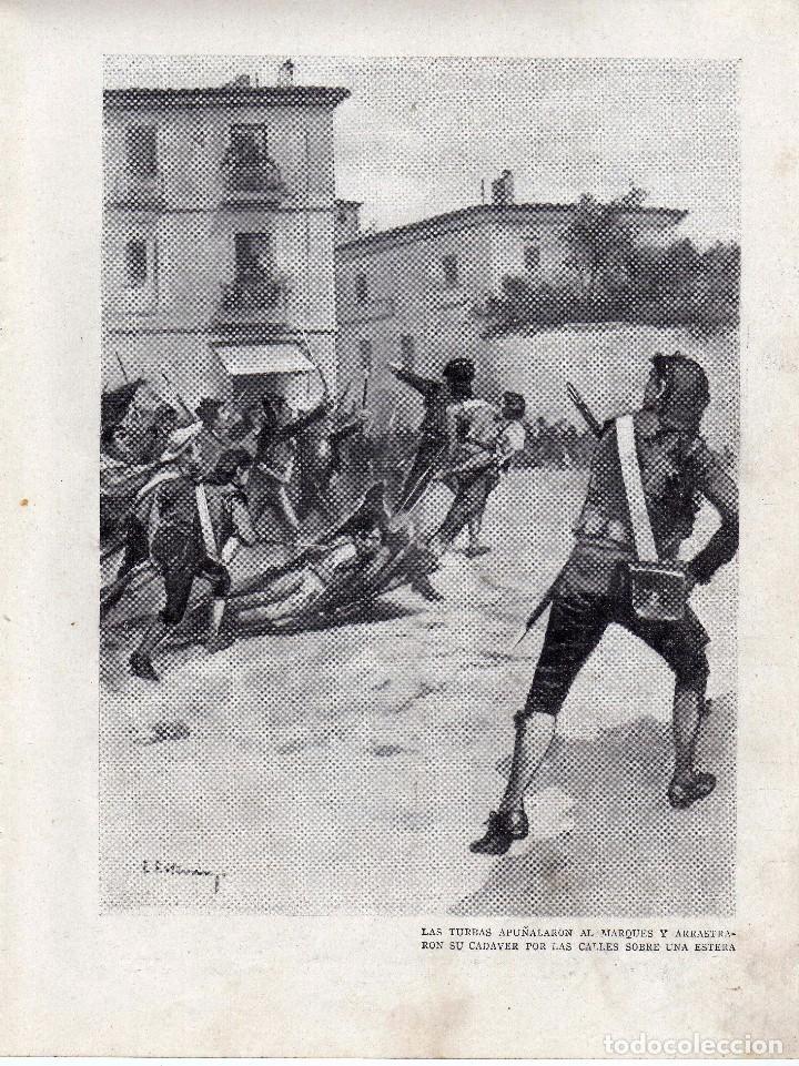 Coleccionismo: RECORTE PRENSA DE 1919-POBRE MARQUES DE PERALES - Foto 2 - 67034682