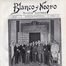 Coleccionismo: RECORTE PRENSA DE 1919-COMANDANTE DEL SUBMARINO PERAL, D. MATEO GARCIA-GARRIDO JUARESTI. Lote 67046678
