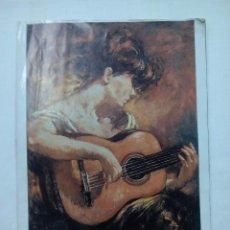 Coleccionismo: LE PINTRE ESPAGNOL GONZALEZ CARBONELL. FRANCES. Lote 67473973