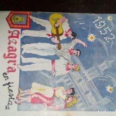 Coleccionismo: PROGRAMA FIESTAS AZAGRA 1952. Lote 67838417