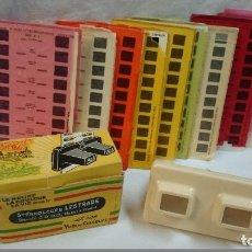Coleccionismo: VISOR 3D LESTRADE, ESTEREOSCOPIO SIMPLEX. Lote 68520681