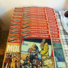 Coleccionismo: EL CORREO CATALAN 32 NUMEROS. Lote 69024058