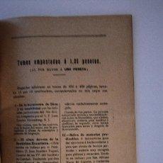 Coleccionismo: CATÁLOGO PUBLICACIONES APOSTOLADO DE LA PRENSA (1910) MADRID. Lote 69734237