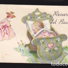 Coleccionismo: TARJETA RECUERDO DEL BAUTIZO 1962 - ALICANTE. Lote 70530073