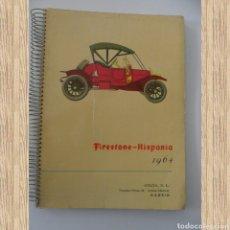 Coleccionismo: AGENDA FIRESTONE -HISPANIA 1964. Lote 108249568