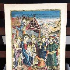 Coleccionismo: 8275 - FELICITACIÓN NAVIDEÑA. VV. COMPAÑÍAS DE SEGUROS(VER DESCRIP). EDIT. SUBIRANA. 1958.. Lote 72044215