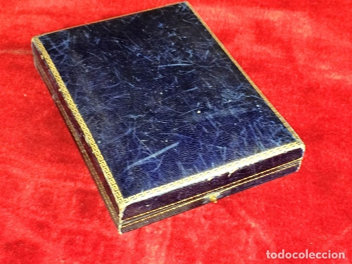 Coleccionismo: PITILLERA EN CAREY Y ORO 18K. CARRERAS. BARCELONA. ESPAÑA. XIX-XX - Foto 19 - 72881895