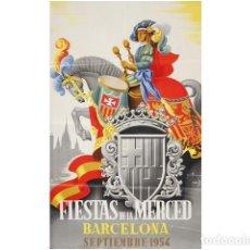 Coleccionismo: FIESTAS DE LA MERCED. 1954.. Lote 73025191