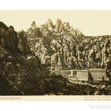 Coleccionismo: LOTE DE 11 POSTALES DE MONTSERRAT. Lote 73025747
