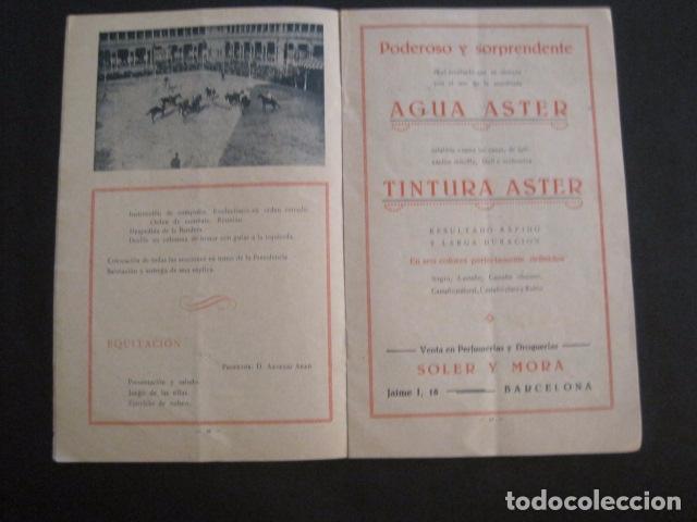 Coleccionismo: ESCUELAS PIAS DE SARRIA - PROGRAMA FESTIVAL EDUCACION FISICA - VER FOTOS Y MEDIDAS - (V-8254) - Foto 7 - 73695703