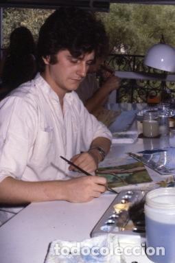 Coleccionismo: FONDO 422A ORIGINAL DE LA SERIE DE DIBUJOS ANIMADOS D. QUIJOTE DE LA MANCHA (1979) - Témpera - Foto 4 - 73918123