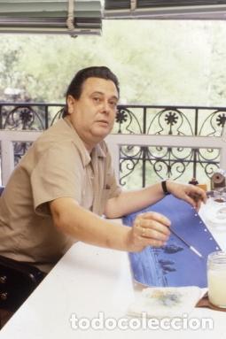 Coleccionismo: FONDO 422A ORIGINAL DE LA SERIE DE DIBUJOS ANIMADOS D. QUIJOTE DE LA MANCHA (1979) - Témpera - Foto 6 - 73918123