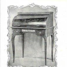 A o 1948 recorte prensa publicidad muebles deco comprar for Casa garcia muebles