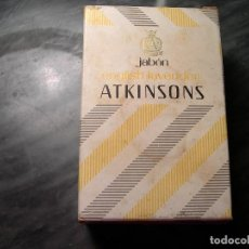 Coleccionismo: PASTILLA JABON ATKINSONS. Lote 74851539