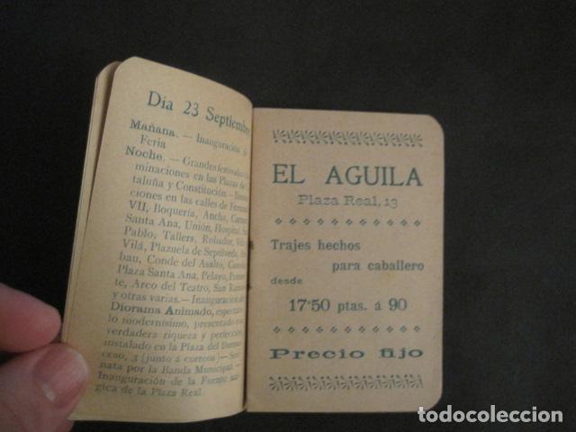 Coleccionismo: FIESTAS MERCE AÑO 1902 - PROGRAMA - BARCELONA - VER FOTOS - (V-8977) - Foto 4 - 75642923