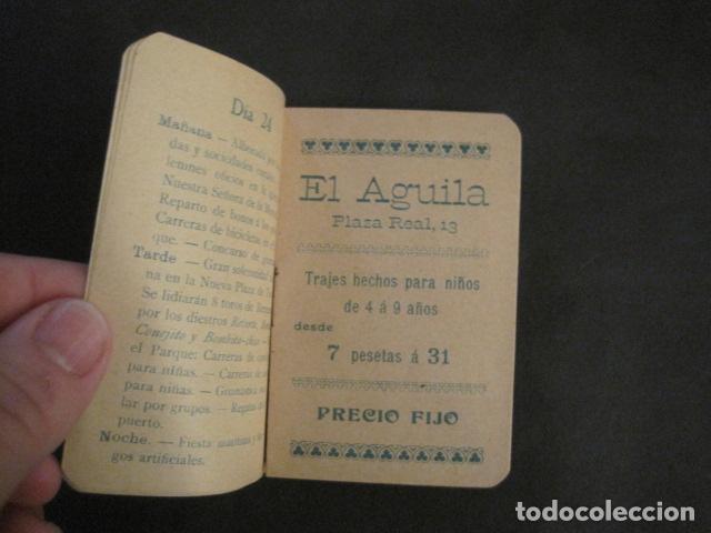 Coleccionismo: FIESTAS MERCE AÑO 1902 - PROGRAMA - BARCELONA - VER FOTOS - (V-8977) - Foto 5 - 75642923