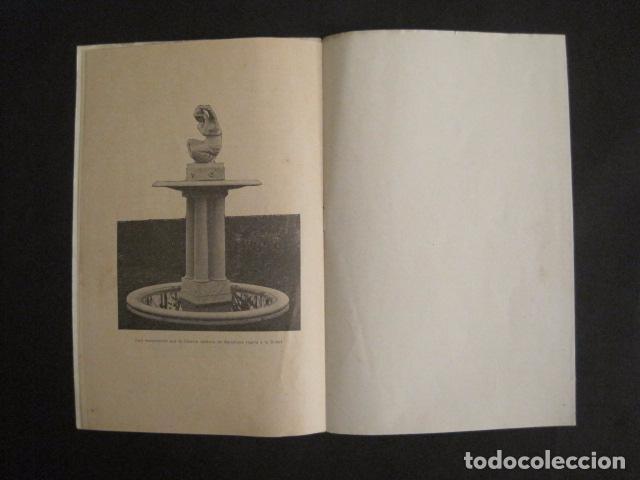 Coleccionismo: VALLS - PROGRAMA FESTES DESENALS MARE DE DEU CANDELA - FEBRER 1921-VER FOTOS -(V-9012) - Foto 7 - 76001531