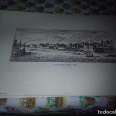 Coleccionismo: GRABADOS HISTORICOS DE NUESTRA PROVINCIA. UNICAJA. VISTA DE CADIZ. H 1700 VAN MERLE. EST3B2. Lote 76012827