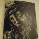 Coleccionismo: 31,5 X 24 ANTIGUA LAMINA SEMANA SANTA SEVILLA BLANCO Y NEGRO - CRISTO DEL AMOR. Lote 76080039