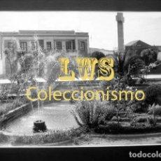 Coleccionismo: CABEZA DEL BUEY - JARDINES DEL PARQUE MUNICIPAL, BADAJOZ - EXTREMADURA. Lote 76577499