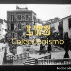 Coleccionismo: CABEZA DEL BUEY - JARDINES DE LA PLAZA 12 DE AGOSTO, BADAJOZ - EXTREMADURA. Lote 76577799