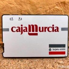 Coleccionismo: MINI RADIO, TARJETA DE CREDITO , CAJA MURCIA. Lote 141366845