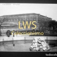 Coleccionismo: CÁCERES - HOSPITAL - EXTREMADURA. Lote 76806507