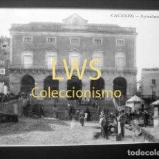 Coleccionismo: CÁCERES - AYUNTAMIENTO, EXTREMADURA. Lote 76806791