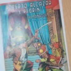 Coleccionismo: ALMANAQUES ROBERTO ALCÁZAR Y PEDRIN 1965, 1966 Y 1967. Lote 77422877