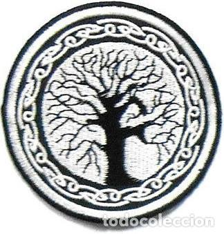Parche Bordado Termoadhesivo árbol De La Vida Comprar En