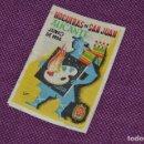 Coleccionismo: ANTIGUO PROGRAMA DE FIESTAS - ALICANTE - HOGUERAS DE SAN JUAN - JUNIO DE 1954 - VINTAGE. Lote 88827494