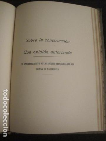 Coleccionismo: BARCELONA 1888- 1909 - PROYECTO ABASTOS ALIMENTICIOS Y LIMPIEZA- MUCHOS MAPAS - VER FOTOS - (V-9721) - Foto 21 - 80114569