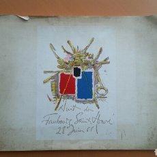 Coleccionismo: NUIT DU FAUBOURG SAINT HONORÉ . DAVID HILL 1966. . Lote 81505343