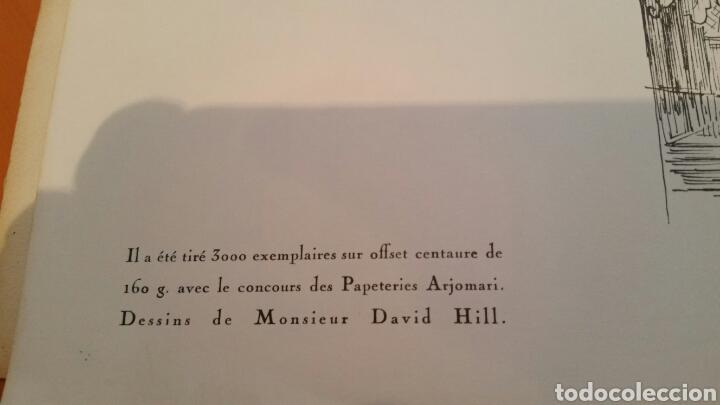 Coleccionismo: NUIT DU FAUBOURG SAINT HONORÉ . DAVID HILL 1966. - Foto 6 - 81505343