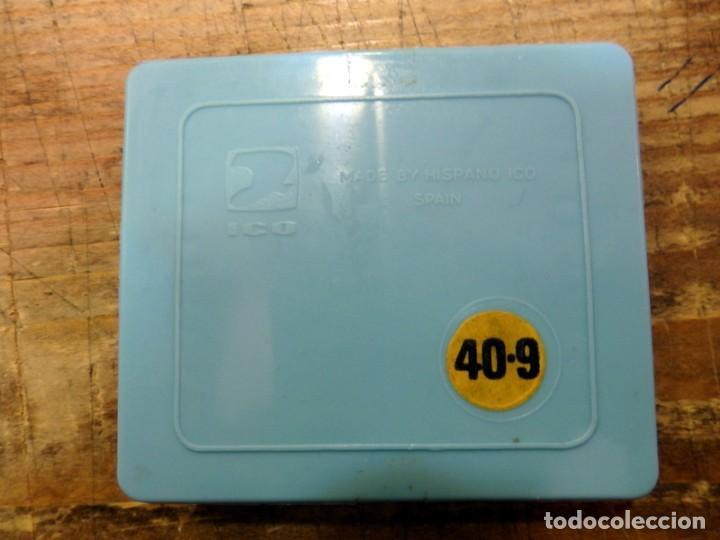 Coleccionismo: Antigua caja de agujas hipodermicas - Foto 2 - 81810156