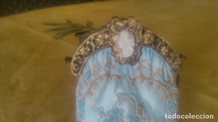 Coleccionismo: Precioso bolso de colección de resina,estilo años 20 - Foto 2 - 82127712