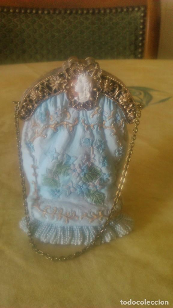 Coleccionismo: Precioso bolso de colección de resina,estilo años 20 - Foto 3 - 82127712