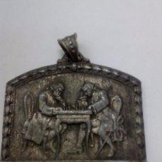 Coleccionismo: MEDALLA MERCADO SAN ANTONIO 1946. Lote 82449024