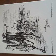 Coleccionismo: AZULEJO SALVADOR DALI FUNDACION GALA-SALVADOR DALI 1999 EDICION XL. Lote 82877812