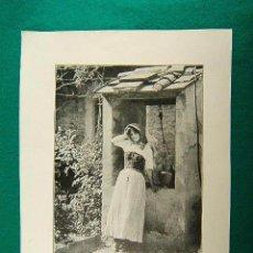 Coleccionismo: LAMINA - AGUA FRESCA - N. LUCI 4E-REFM1E3. Lote 83615956
