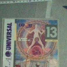 Coleccionismo: REVISTA EXPO 92. Lote 85451766