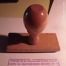 Coleccionismo - CORREOS - SELLO DE CAUCHO - OFICINA DE CORREOS - 86136972