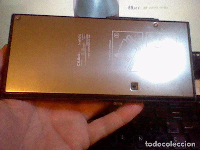 Coleccionismo: calculadora casio cientifica FX 8500G funcionando leer y fotos - Foto 5 - 105831142