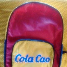Coleccionismo: MOCHILA COLA CAO. Lote 88183632