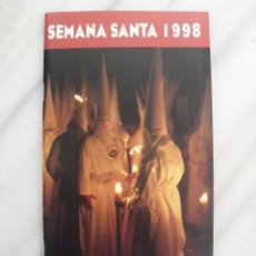 Coleccionismo: PROGRAMA SEMANA SANTA SEVILLA 1998. GENTILEZA DIARIO EL MUNDO.. Lote 88192424